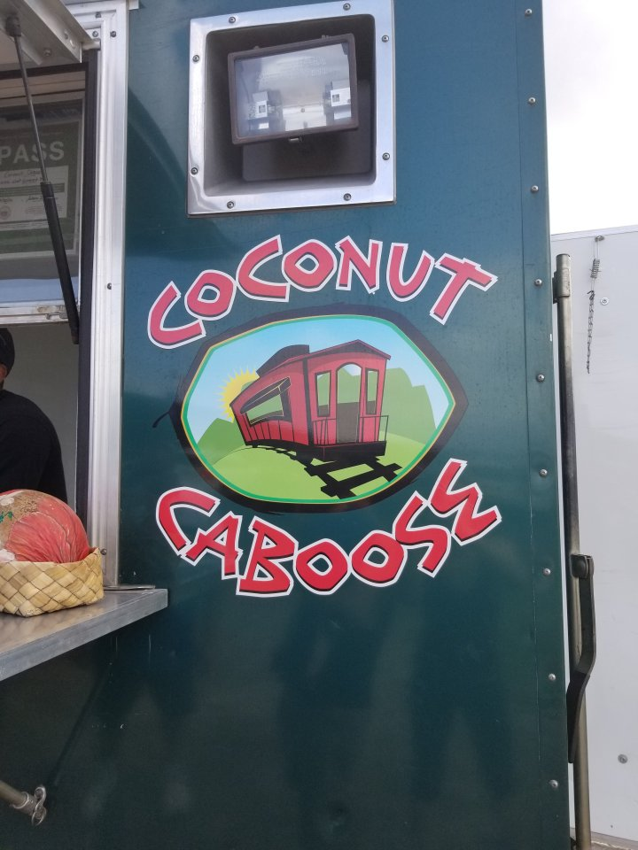 The Coconut Caboose: Dairy Free and Organic Coconut Desserts